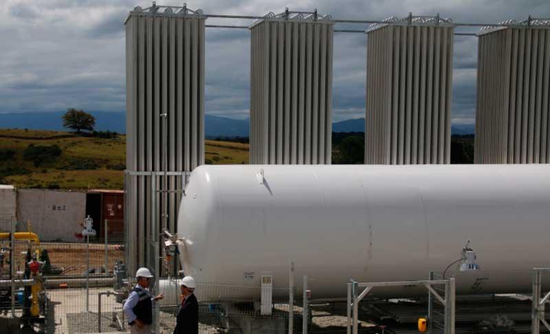Grupo HAM se ha encargado de diseñar y construir una planta de regasificación (PSR) en Puerto Montt, Chile