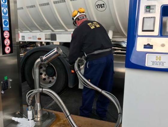 El GNL es el gas natural en estado líquido. Es un combustible seguro y respetuoso con el medioambiente