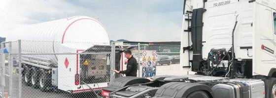 Grupo HAM pone a disposición de sus clientes soluciones móviles de gas natural licuado y gas natural comprimido para uso vehicular
