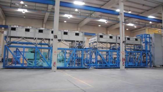 Las Instalaciones de FNX Liquid Natural Gas en Artea permiten pre montar en su totalildad las plantas de licuefacción a pequeña escala