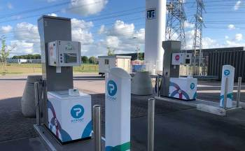 HAM expands network of LNG-CNG gas stations in Belgium and the Netherlands