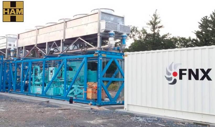 HAM proyecta la mayor planta de BIO GNL europea en Caviro, Italia