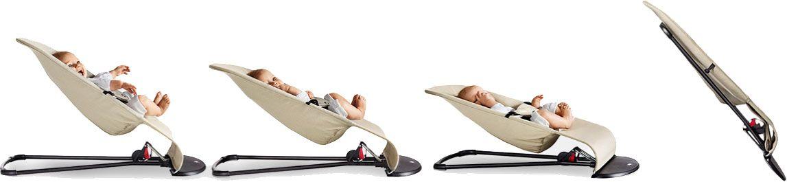Baby Bjorn Balance Soft- posiciones -