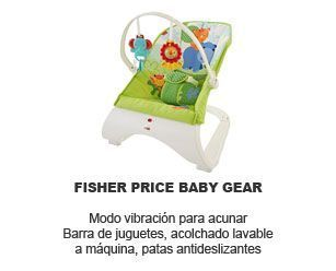 Fisher Price Baby Gear oferta