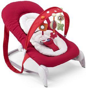 Hamacas de bebé CHICCO: comparativa de series y modelos