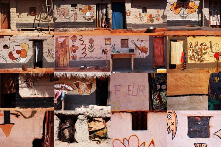 Makwasha, the village where the women are painters