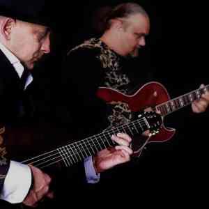 Wawau Adler Jazz gitaru i Damira Kukuruzovića Django grupa