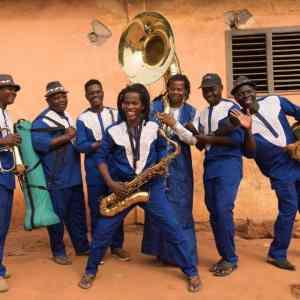 Gangbé Brass Band