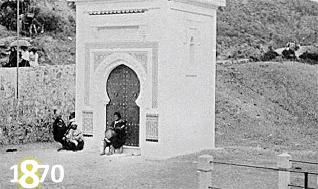 150 سال پرانی مسجد، 112 سال پرانا ریلوے اسٹیشن اور -- 160 سال پہلے دنیا کیسی تھی؟ 2