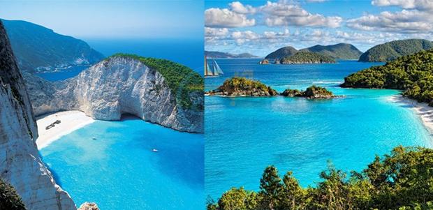 زندگی میں موقع ملے تو نمبر 3 پر ضرور جائیں-- دنیا کے 7 پرکشش ترین ساحل جو کسی پر بھی اپنی خوبصورتی کا جادو چلا سکتے ہیں 1