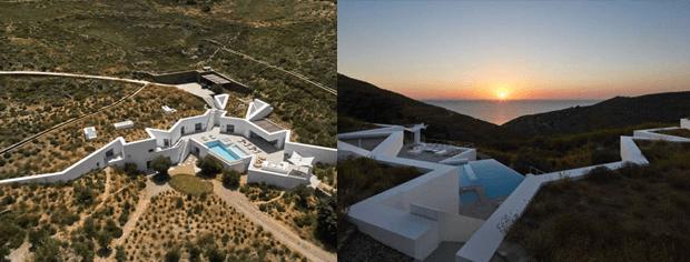 دنیا کے چند ایسے عجیب و غریب گھر جن کے ڈیزائن اور خصوصیات آپ کو حیران کردیں گے 4