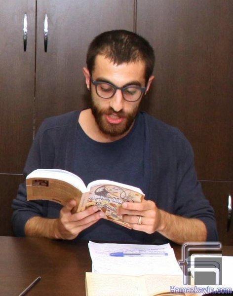 "L. Mutafyan's ""Honorable Vagho"" Performed (Lebanon)"