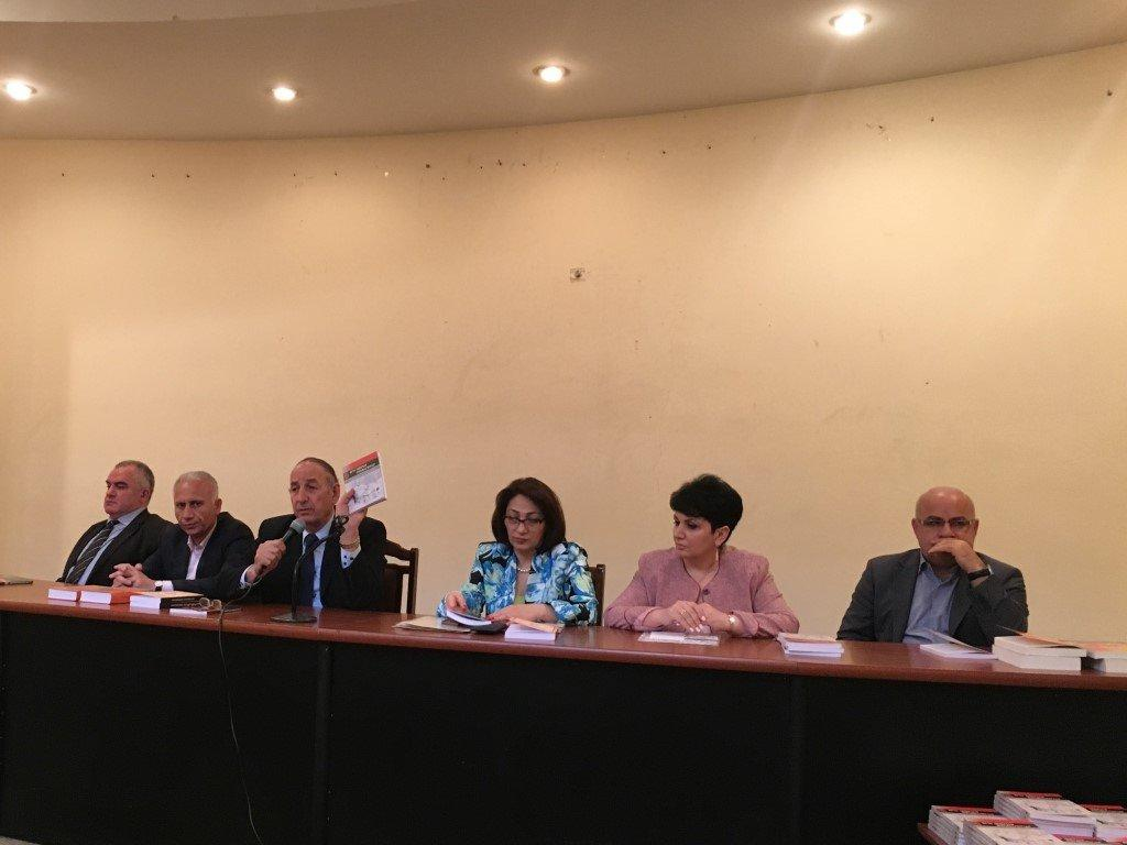 """Presentation of the Books """"Literature of the Armenian Genocide History"""" and """"Issues of Modern Armenian"""" (Armenia)"""
