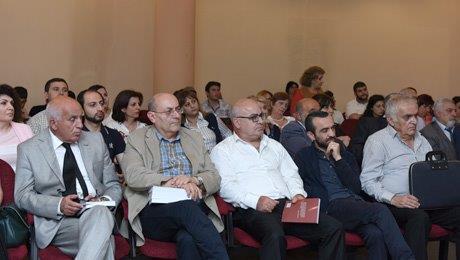 Presentation of Avedis Aharonian Collection and Hagop Garapents Scholarship Awarding Ceremony (Armenia)