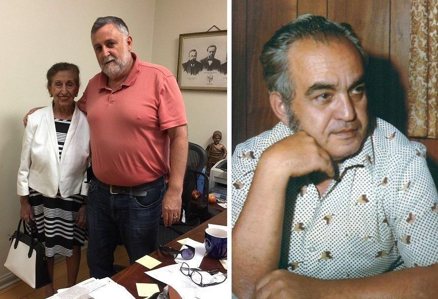 Lusin Shirinian-Baker Donates $ 40,000 to Djemaran and $10,000 to Asbarez