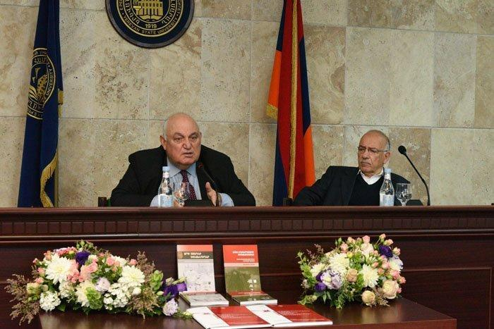 CONFERENCE ON EDUCATIONAL AND CULTURAL LIFE OF THE FIRST REPUBLIC OF ARMENIA