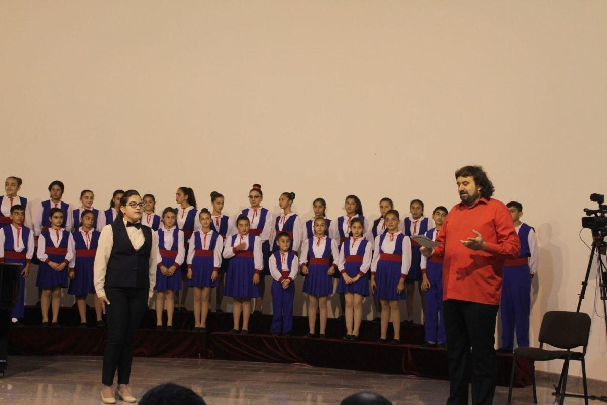 Shushi's Varanda Choir Takes the Stage with a New Program
