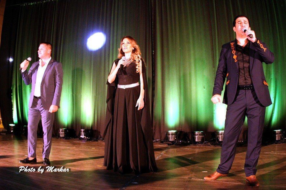 Ազգային եւ ազգագրական երգերու երեկոյ (Լիբանան)