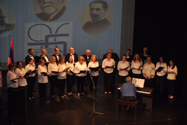 Hamazkayin 90th Anniversary Celebrated in Melbourne