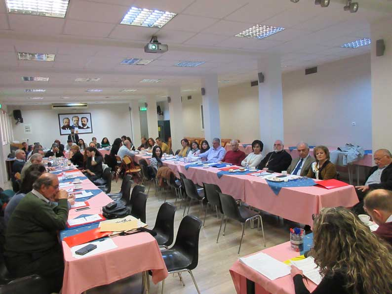 Hamazkayin Greece Holds 23rd Annual Representative Assembly