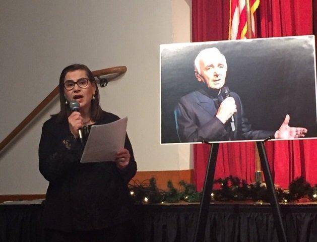 Յուշ-երեկոյ Շարլ Ազնաւուրի մահուան քառասունքին առիթով (ԱՄՆ)
