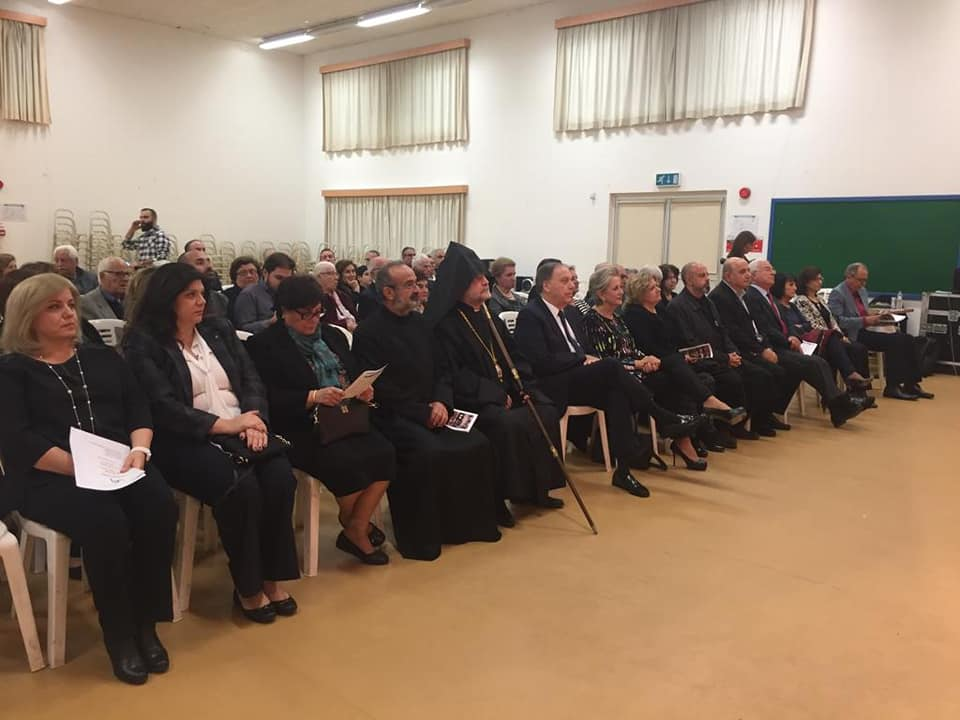 Hamazkayin 90th Anniversary Marked in Nicosia