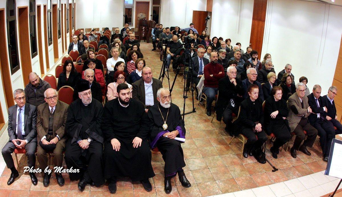 Memorial Held in Lebanon for Playwright, Public Intellectual Ara Ardzuni
