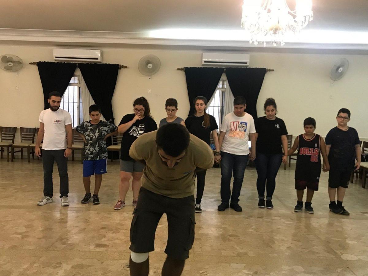 Dance Instructor Hamazasp Aslanian in Brazil