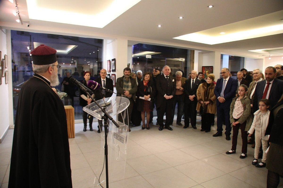 Group Show of 48 Artists from Armenia Held in Lebanon