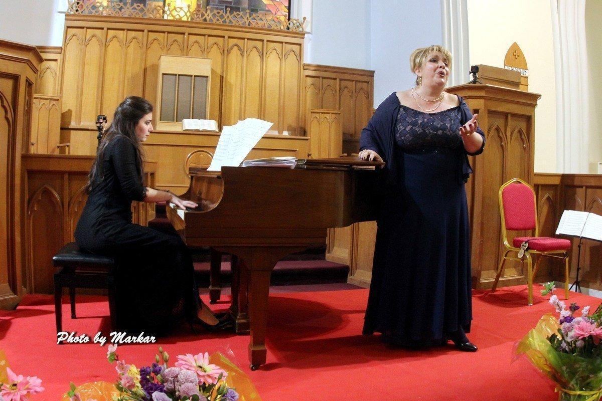 Հայրենի երգչուհի Սոփրանօ Սթեֆանի Քոչարեանի հիասքանչ ելոյթը (Լիբանան)