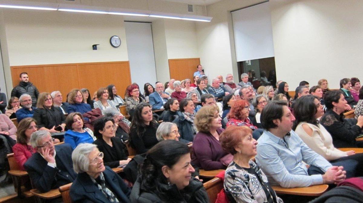 Gomidas Sesquicentennial Celebrated at Columbia University