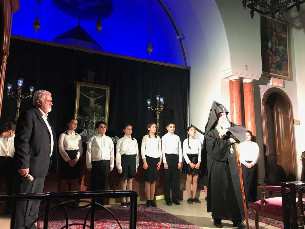 """Khrimian Hayrik"" Performed in Montreal"