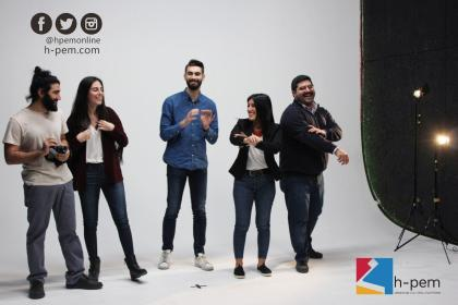 Hamazkayin Launches the h-pem Online Armenian Cultural Platform h-pem.com: Connecting Armenians through culture, art, and achievement