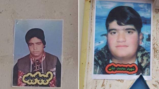 کودکان ۱۴ و ساله؛ این کودکان بدون اطلاع خانوادههای خود عازم ایران شده بود