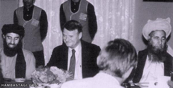 گلبدین و خالص با ریچارد کیر