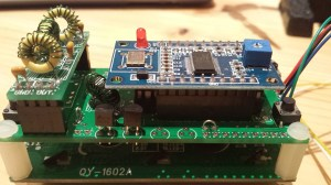 Ultimate3 QRSS/WSPR Kit