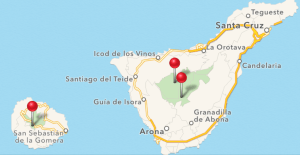 Tenerife & La Gomera SOTA Summits