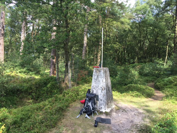 2m SOTABeams MFD setup on Trigpoint