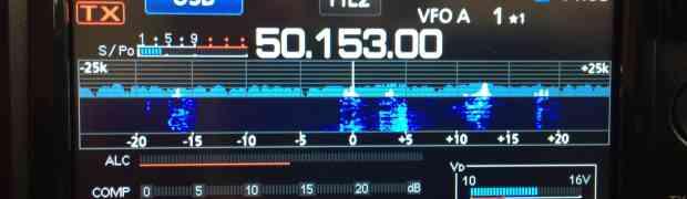 Working 6m Sporadic-E Using a Collinear