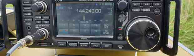 VHF Contesting with the ICOM 9700 (with video)