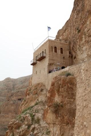 Монастырь на Горе Искушений