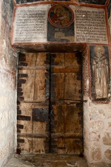 Монастырь Креста