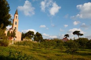 Храм в честь ап. Петра и праведной Тавифы