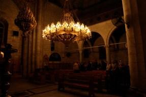 В храме св. Георгия Победоносца