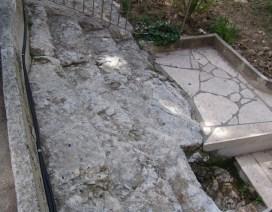 Древняя лестница