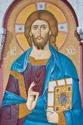 Иконостас в храме св. прав. Иоанна Кронштадтского