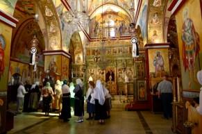 Преображенский храм монастыря