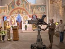 3 мая. Трансляция ZDF. Храм св. прав. Иоанна Кронштадтского
