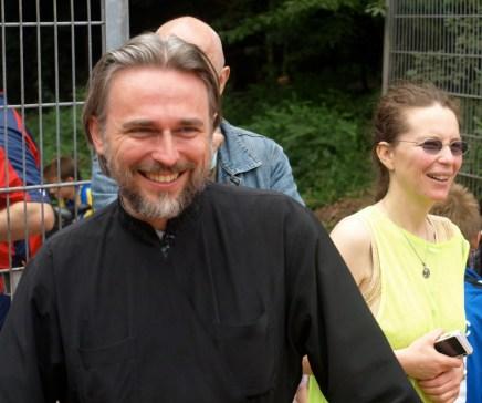 Отец Сергий Бабурин