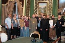 В Архангельской Епархии с Владыкой Тихоном